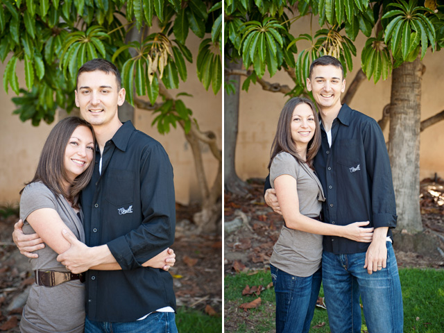 Balboa Park San Diego Family Portraits