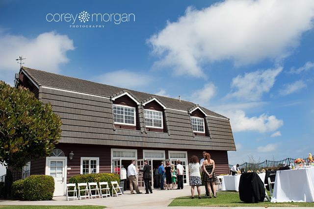 Perfect OC weather - Newland Barn Huntington Beach Wedding