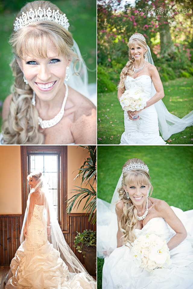 Grand Tradition Estate San Diego Bride