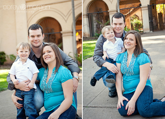 Family Portraits Corey Morgan Photography