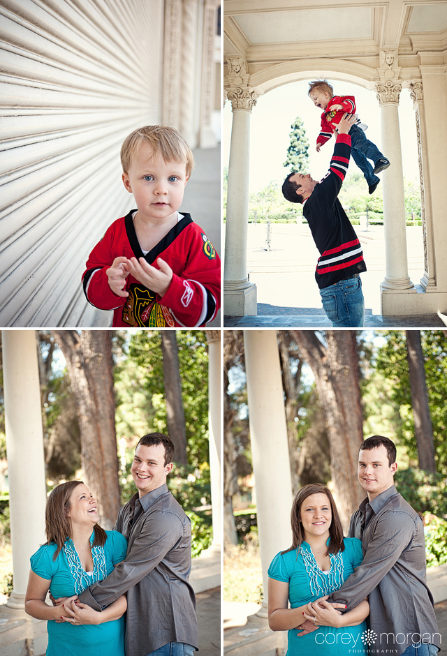 Family Portrait Photographer Southern California