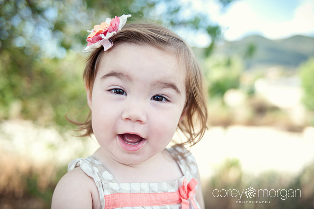 cute kid Corey Morgan Photography