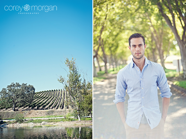 Bridlewood Winery Santa Ynez Wine Valley Corey Morgan Photography
