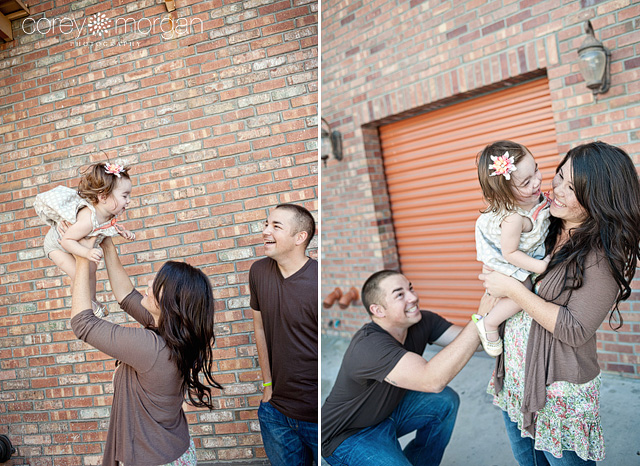 fun family portraits Inland Empire Orange County